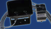 Products - Accessories - digital radar motion detector with cable, power supply and relay - JOETEC GmbH - Olpe