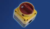 Products - Accessories - main control switch - JOETEC GmbH - Olpe