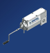 Products - Door-Electric Motors - fast mode motor - stainless hollow shaft - JOETEC GmbH - Olpe